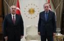 Cumhurbaşkanı Erdoğan Yargıtay Başkanı Akarca'yı...