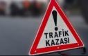 Erzincan'da yolcu otobüsü devrildi: Çok sayıda...
