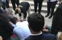 HDP Grup Başkanvekili Beştaş, Meclis'te kaza...