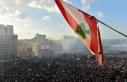 ABD'den 'Lübnanlıların barışçıl gösteri...