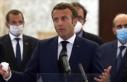 Macron'dan 'Beyrut'taki patlama için...