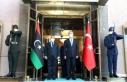 Ankara'da önemli görüşme: Bakan Akar, El-Meşri...