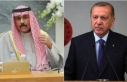 Cumhurbaşkanı Erdoğan, yeni Kuveyt Emiri ile telefonda...