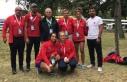 Gençler Avrupa Kürek Şampiyonası'nda bronz...