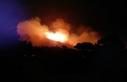 İzmir'de çıkan orman yangını Balıkesir'e...