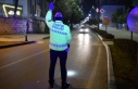 Türkiye genelinde sokağa çıkma kısıtlaması...