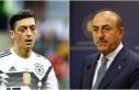 Çavuşoğlu ve Maas'tan son dakika Mesut Özil...