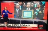 CNN Türk'te 'Ekrem İmamoğlu' skandalı