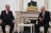 Erdoğan ve Putin'den ortak tepki: O mektup bizi şaşırttı
