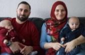 Fanatik Trabzonsporlu ailenin ikizlerine verdiği isim şaşırttı