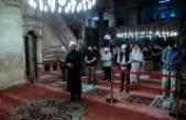 3 ay aradan sonra camilerde cemaatle ilk sabah namazı