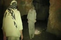İşte mağaradaki o teröristler