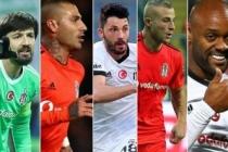 Beşiktaş'ta sıcak saatler... Gözler 5 isimde