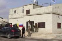 Görüntülere AA ulaştı! Rus askerleri ve YPG...
