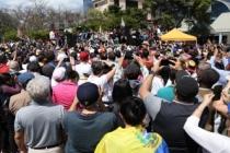 Venezuela'da sular durulmuyor! İktidar ve muhalefet yanlıları meydanlarda