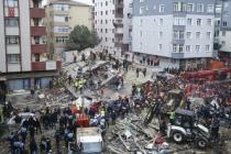 Çevre binalar boşaltıldı... Vatandaşlar misafirhanelere yerleştirilecek