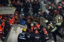 Kartal'da binanın çökmesi sonucu ölenlerin sayısı 21'e yükseldi