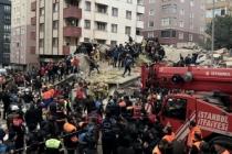 İstanbul valisi çöken bina ile ilgili çarpıcı gerçeği açıkladı