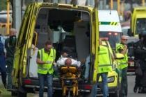 Yeni Zelanda'daki Müslüman katliamına Türkiye'den ilk tepki