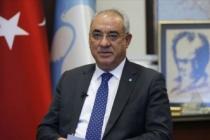 DSP Genel Başkanı Aksakal'dan KKTC Cumhurbaşkanı Akıncı'ya istifa çağrısı