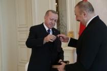 Erdoğan'dan Aliyev'e özel hediye