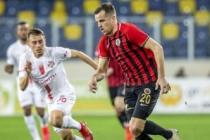 Gençlerbirliği ve Antalyaspor 1 puana razı oldu