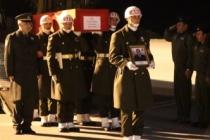 İdlib şehidi Uzman Onbaşı Ramazan Nayir'in cenazesi Sivas'a getirildi