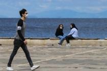 15-20 yaş grubu gençler, bugün 3. kez sokakta