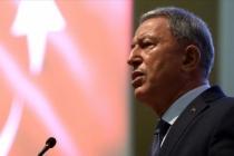 Bakanı Akar duyurdu: 1458 terörist etkisiz hale getirildi!
