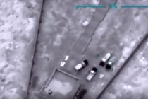 Libya Ordusundan Hafter milislerine yönelik hava harekatı