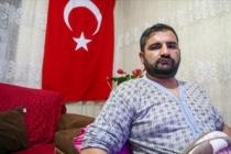PKK'lı teröristlerin saldırısından yaralı kurtulan belediye çalışanı, yaşadıklarını anlattı