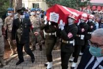 Şehit Piyade Uzman Onbaşı Ömer Kahya Kahramanmaraş'ta son yolculuğuna uğurlandı