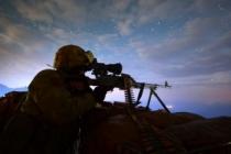MSB görüntüleri paylaştı: Kahraman Komandolarımız Haftanin'de!