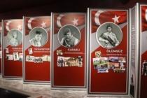 15 Temmuz kahramanı şehit Ömer Halisdemir'in adı memleketinde yaşıyor