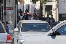 ABD'li heyet Ayasofya-i Kebir Cami-i Şerifi'ni ziyaret etti