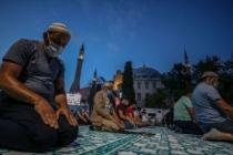 İran'daki İslami Uyanış Kurultayı: Ayasofya-i Kebir Cami-i Şerifi takdir edilecek bir adım