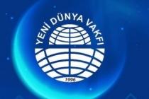Yeni Dünya Vakfı: İstanbul Sözleşmesini Reddediyoruz!