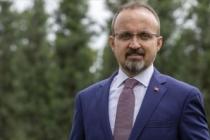 AK Parti'li Bülent Turan: Ülkemizi daha büyük hedeflerle buluşturmak boynumuzun borcudur