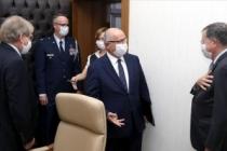 Bakan Yardımcısı Karaosmanoğlu, ABD'nin Libya ve Ankara büyükelçilerini kabul etti