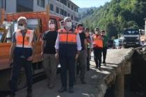 Bakan Karaismailoğlu: Devlet ilk günden itibaren Giresun için seferber oldu