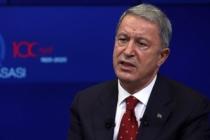 Bakanı Akar: 20 bin 62 personel TSK'dan uzaklaştırıldı