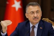 Cumhurbaşkanı Yardımcısı Oktay: AB'nin yaptığı samimiyetsizliktir