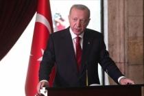 Cumhurbaşkanı Erdoğan, Uşak'ın kurtuluş yıl dönümünü kutladı