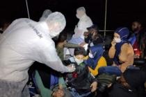 Didim, Kuşadası ve Bodrum açıklarında 51 sığınmacı kurtarıldı