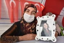 Diyarbakır annelerinden Mutlu: Son nefesime kadar kızımın peşini bırakmıyorum