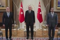 Erdoğan, Azerbaycan Dışişleri Bakanı ile görüştü