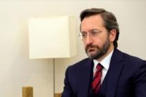 İletişim Başkanı Fahrettin Altun'dan devlete 'katil' diyenlere tepki