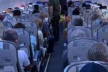 İstanbul'dan kalkan uçakta koronavirüs şoku! Karantinaya alındılar