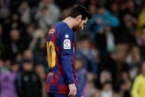 Messi ayrılıyor