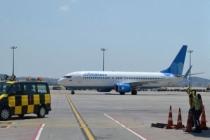 Sabiha Gökçen Havalimanı'nda 28 Mart'tan beri bir ilk